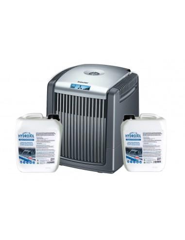 Luftwäscher Set LW 230 S + 2x5 Liter Hydroxil